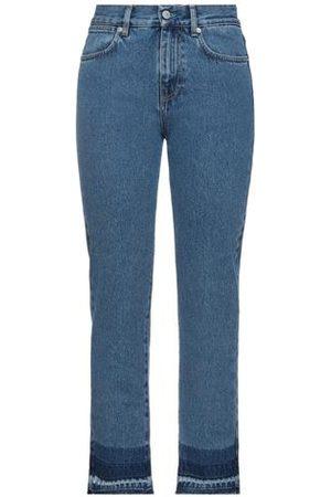 McQ Alexander McQueen DENIM - Denim trousers