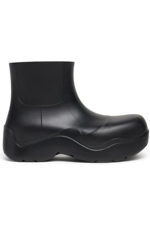 Bottega Veneta The Puddle Biodegradable-rubber Ankle Boots - Womens