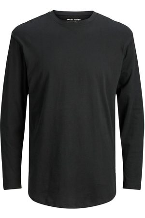 JACK & JONES Men Long Sleeve - Organic Cotton Long-sleeved T-shirt