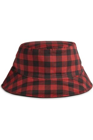Max & Co. Women Hats - Check Bucket Hat