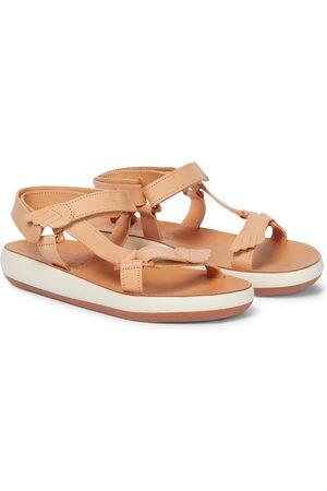 Ancient Greek Sandals Poria Comfort leather sandals