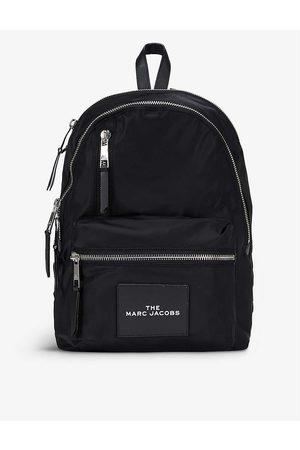 Marc Jacobs Women Rucksacks - The Backpack branded shell backpack