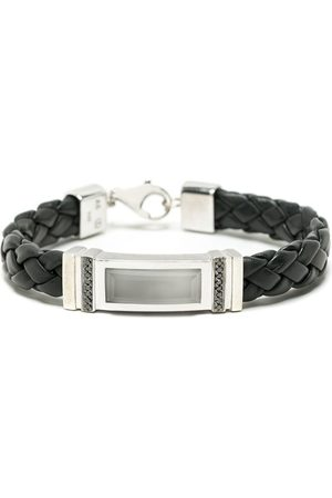 AMIR SLAMA Men Bracelets - Leather X Julio Okubo bracelet