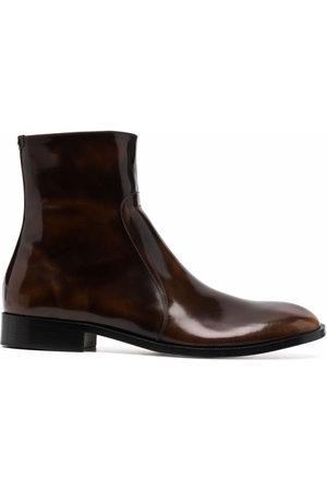 Maison Margiela Round toe boots