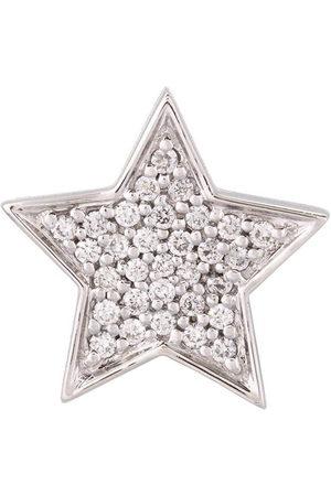 ALINKA Stasia diamond star stud earring - Metallic