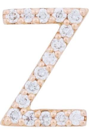 ALINKA 18kt gold ID diamond stud earring - Metallic