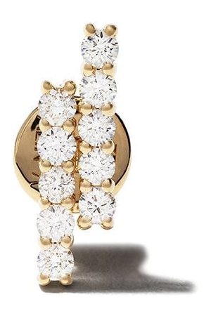 ALINKA 18kt yellow MALA diamond stud earring