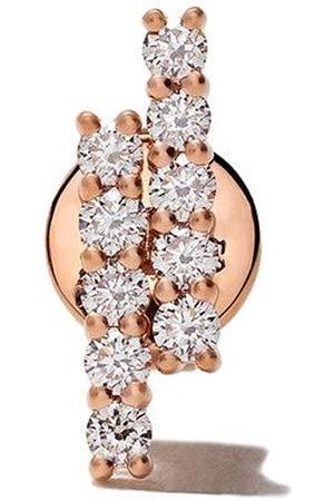 ALINKA Women Earrings - 18kt rose MALA diamond stud earring