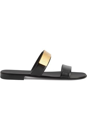 Giuseppe Zanotti Men Sandals - Zak strap-detail sandals