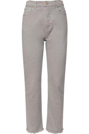 ALEXANDRE VAUTHIER Women Jeans - Regular Fit Denim Jeans