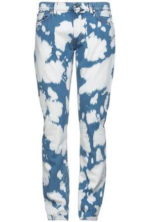 BURBERRY Men Trousers - DENIM - Denim trousers