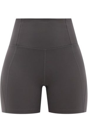 GIRLFRIEND COLLECTIVE High-rise Recycled-fibre Running Shorts - Womens