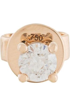 ALINKA Women Earrings - 18kt rose NATALIA diamond single stud