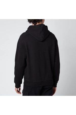 Calvin Klein Men Hoodies - Men's Micro Branding Hoodie
