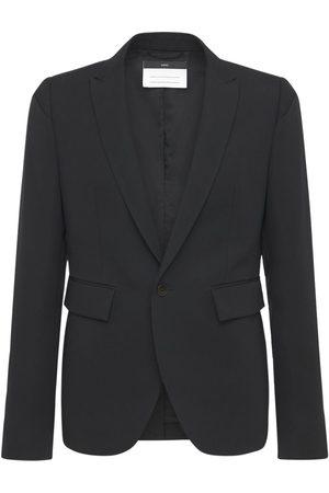 SAPIO Wool Granite Single Breast Jacket