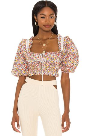 For Love & Lemons Libby Top in . Size S, XS, M.