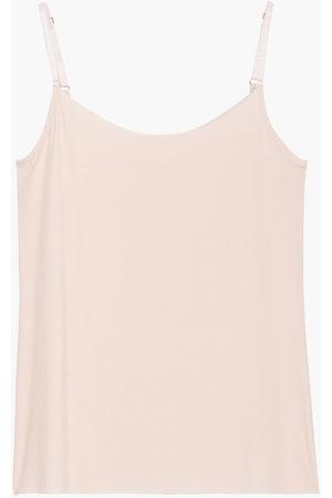 COMMANDO Woman Butter Stretch-micro Modal Camisole Blush Size L