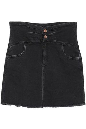 VICOLO Women Denim Skirts - DENIM - Denim skirts