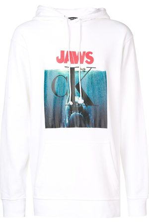 Calvin Klein 205W39nyc X Jaws oversized hoodie