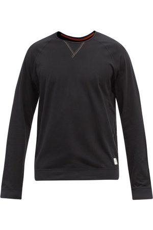 Paul Smith Y-insert Long-sleeve Jersey T-shirt - Mens