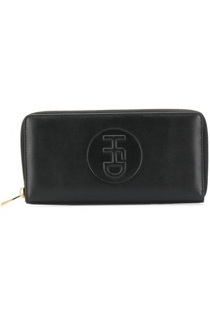 Honey Fucking Dijon Purses & Wallets - Embossed logo continental wallet
