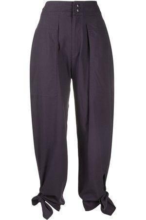 Isabel Marant Bow detail trousers