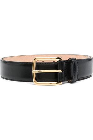 Thom Browne Men Belts - RWB stripe detail belt
