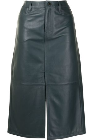 Proenza Schouler White Label Straight high-waisted skirt