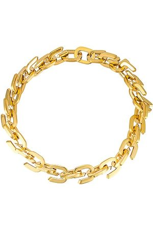 Givenchy G Link Medium Necklace in Golden