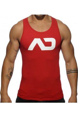 Addicted Men Tank Tops - Basic AD Tank Top - XS