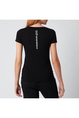 EA7 Women's Train Shiny T-Shirt