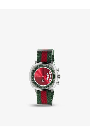 Gucci YA157304 Grip stainless-steel