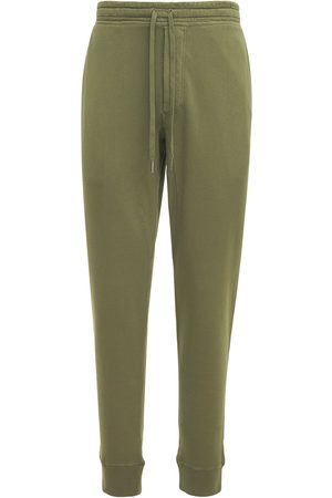 Tom Ford Men Trousers - Vintage Dyed Cotton Sweatpants