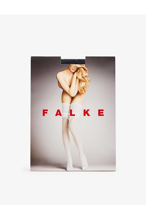 Falke Ceremonial embroidered 20 denier stockings