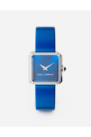Dolce & Gabbana Women Watches - Collection - Sofia steel watch with colorless diamonds female OneSize