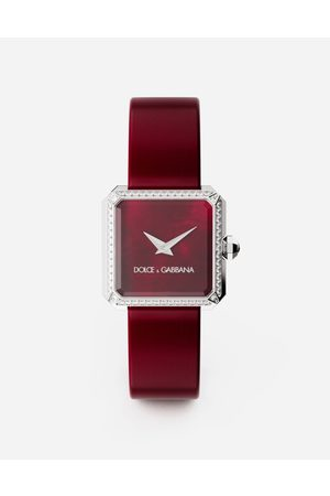 Dolce & Gabbana Collection - Sofia steel watch with colorless diamonds female OneSize