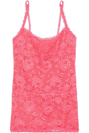 COSABELLA Women Singlets - Woman Never Say Never Sassie Stretch-lace Camisole Bright Size L