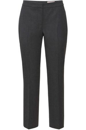 Alexander McQueen Wool Tailoring Pants