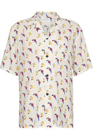 Saint Laurent Printed Viscose Shirt