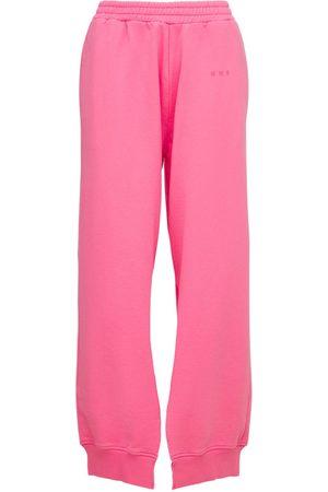 MM6 MAISON MARGIELA Women Trousers - Cotton Jersey Sweatpants