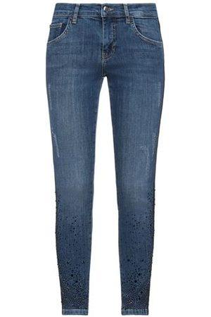 Relish Women Trousers - DENIM - Denim trousers