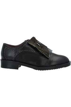 CAFèNOIR Women Heels - FOOTWEAR - Lace-up shoes
