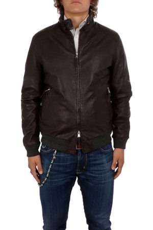 The Jack Leathers Men Leather Jackets - MEN'S STAI06 LEATHER OUTERWEAR JACKET