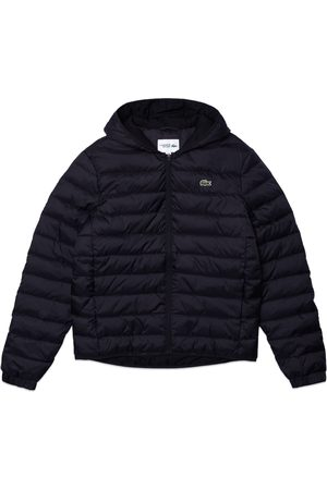 Lacoste BH1531 Padded Jacket - Navy