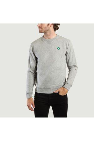 WoodWood Men Sweatshirts - Tye Sweatshirt Melange