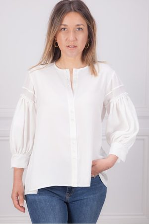 High Women Blouses - Well To Do Blouse