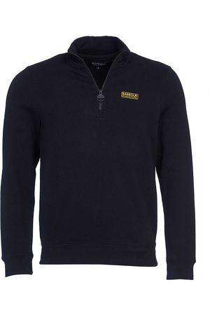 Men Sweatshirts - Barbour International Essential Half Zip Sweatshirt