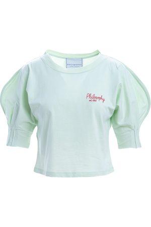Philosophy Women T-shirts - WOMEN'S 070421460455 COTTON T-SHIRT