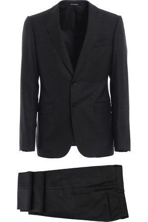 Emporio Armani Men Suits - MEN'S 11VMGB11610631 WOOL SUIT