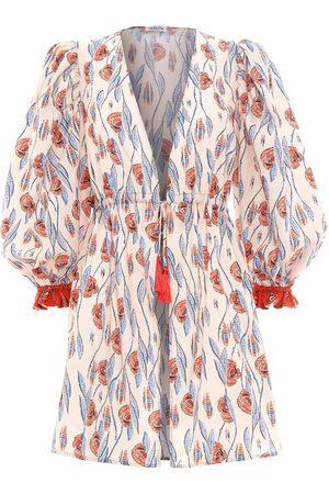 Paolita Efterpe Puff Sleeve Kimono